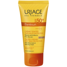 Uriage Bariésun Spf 50+ Crème Teintée Dorée 50 ml