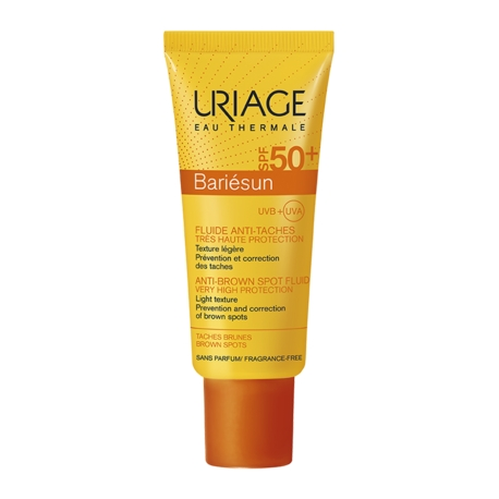 Uriage Bariésun Spf 50+ Fluide Anti-Taches 40 ml