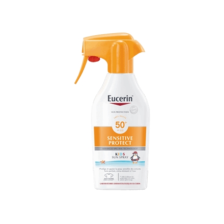 Eucerin Sun Protection Spf50+ Sensitive Protect Kids Spray 300 ml