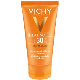 Vichy Ideal Soleil spf 30 émulsion anti-brillance 50 ml