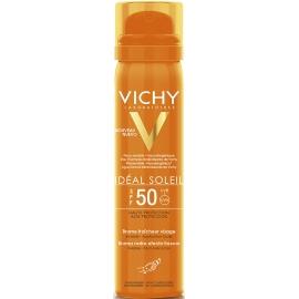 Vichy Idéal Soleil Spf 50 Brume Fraîcheur Visage 75 ml