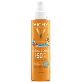Vichy Idéal Soleil Spf 50+ Spray Douceur Enfant 200 ml