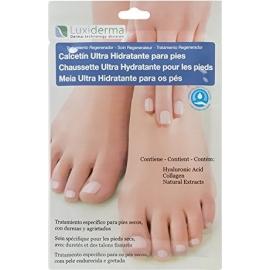 Luxiderma Chaussette Ultra Hydratante pour les pieds x 2