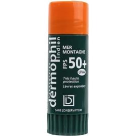 Dermophil Indien Stick Lèvres Solaire Spf 50+ 4g