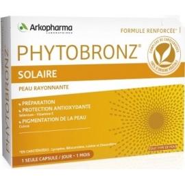 Arkophama Phytobronz Préparateur Solaire 30 Capsules