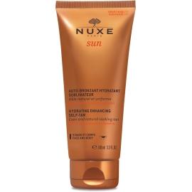 Nuxe Sun Auto-Bronzant Hydratant Sublimateur 100 ml