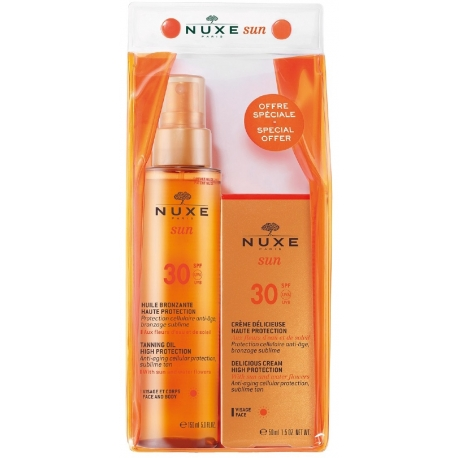 "Nuxe Sun Trousse ""Mes Indispensable Haute Protection Spf 30"""