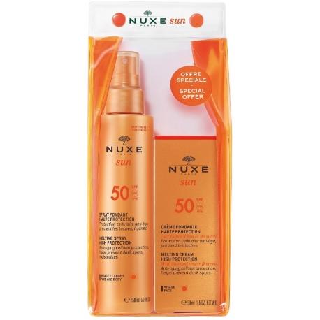 "Nuxe Sun Trousse ""Mes Indispensable Haute Protection Spf 50"""