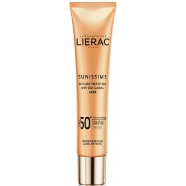 Lierac Sunissime Spf 50 BB Fluide Protecteur Anti-âge Global 40 ml
