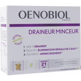 Oenobiol Draineur Minceur Thé 21 Sticks
