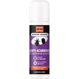 Cinq sur Cinq Additif Lessive Anti-Acariens Et Vecteur De La Gale 250 ml