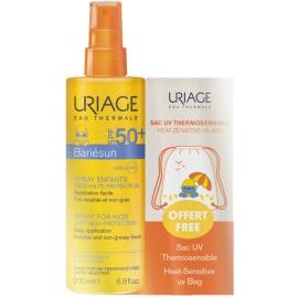 Uriage Bariésun Enfant SPF 50+ Spray 200ml + Sac isotherme Offerte