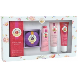 Roger & Gallet Coffret Printemps Rituel parfumé Gingembre Rouge