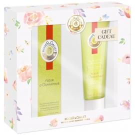 Roger & Gallet Coffret Printemps Fleur d'Osmanthus 30 ml + Gel douche parfumé
