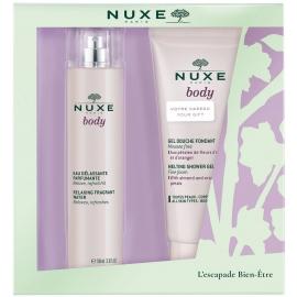 Nuxe Coffret Eau délassante parfumante Nuxe body