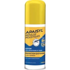 Apaisyl Répulsif Moustiques Lotion Anti-Moustiques & Tiques 90 ml