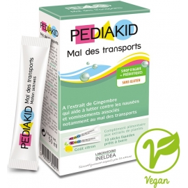 Pediakid Mal Des Transports 10 Sticks