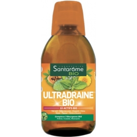 Santarome Bio Ultradraine Ananas 500 ml