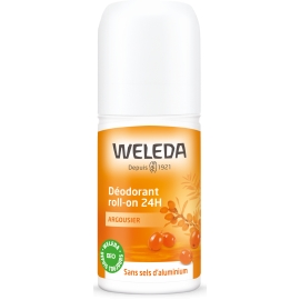 Weleda Déodorant roll-on 24h Argousier 50 ml