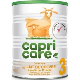 Capricare 3 Croissance Lait De Chèvre à Partir De 12 Mois 800 g