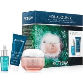 Biotherm Coffret Rituel Hydratation et Eclat Aquasource Gel-crème