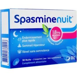 Spasmine Nuit 30 Comprimés