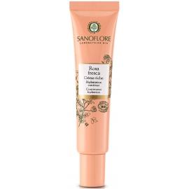 Sanoflore Rosa Fresca Crème Riche Hydratation Continue 40 ml