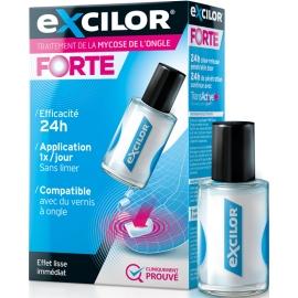 EXcilor Forte Traitement De La Mycose De L'Ongle 30 ml