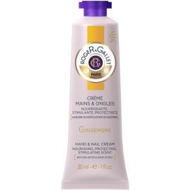 Roger & Gallet Gingembre Crème Mains & Ongles 30 ml