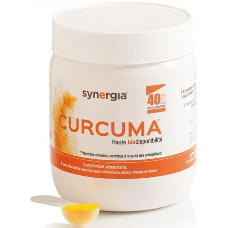 Synergia Curcuma Haute Biodisponibilité 200 g