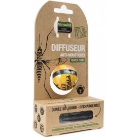 Manouka Diffuseur Anti Moustiques Boule + Recharge 6 ml
