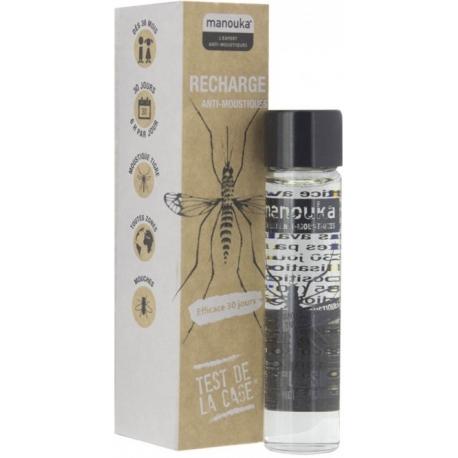 Manouka Anti-moustiques Recharges diffuseur 6 ml