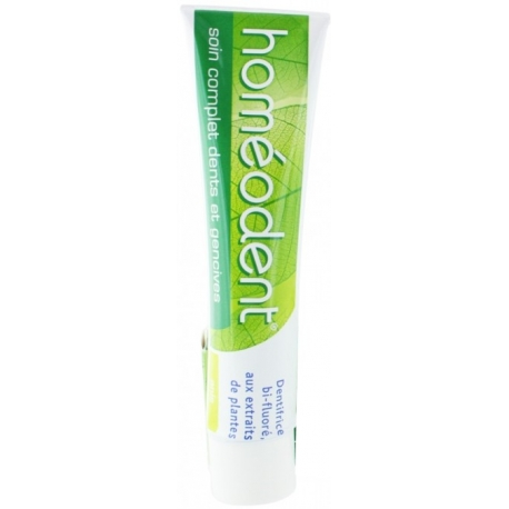 Homéodent soin complet dents et gencives dentifrice anis 75 ml