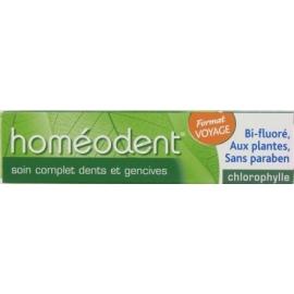 Homéodent Soin Complet Dents Et Gencives Dentifrice Chlorophylle 25 ml