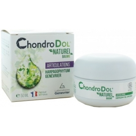 ChondroDol Naturel Articulations Baume 50 ml