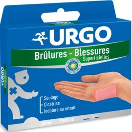 Urgo Tulles Brûlures - Blessures Superficielles Petit Format x 6