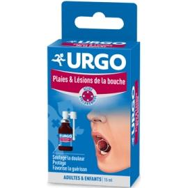 Urgo Plaies & Lésions De La Bouche 15 ml