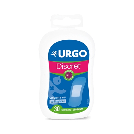 Urgo Discret Pansement Protecteur x 30