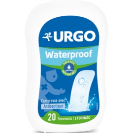 Urgo Waterproof 20 Pansements