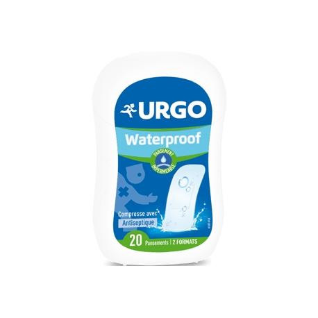 Urgo Waterproof 20 Pansements