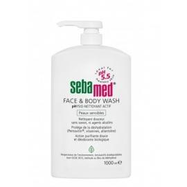 Sebamed face & body wash pH 5.5 1 l