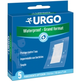 Urgo Waterproof Pansement Grand Format x 5