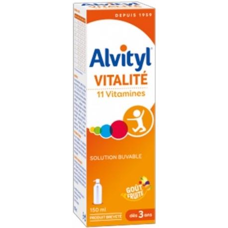 Alvityl vitalité 150 ml