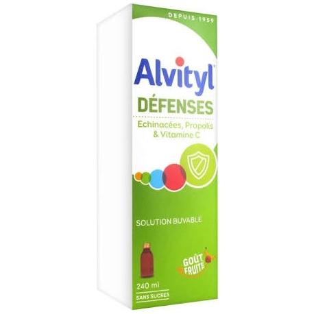 Alvityl défenses 240 ml