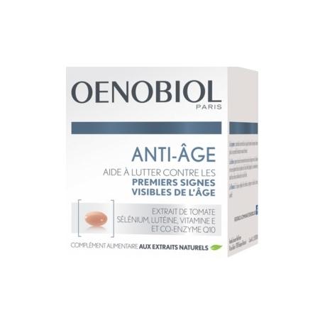 Oenobiol Anti-age 30 Capsules