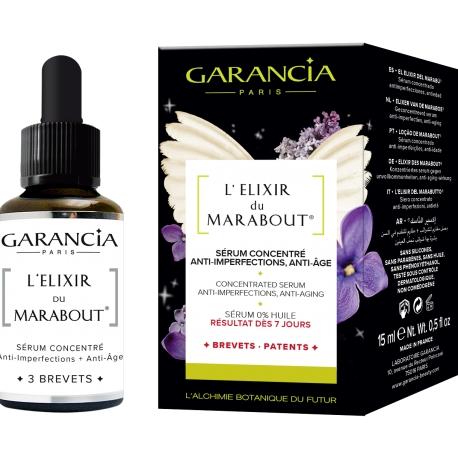 """Garancia """"ELIXIR DU MARABOUT"""" sérum concentré 15 ml"""