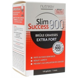 Nutreov Physcience Slim Success 900 Brûle Graisses Extra Fort 120 Gélules