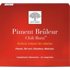 New Nordic Piment Brûleur 60 Comprimés