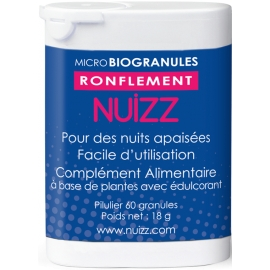 Phytoresearch Nuizz Ronflement 60 Microbiogranules