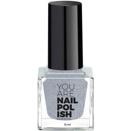 YOU ARE Vernis à Ongles Argenté 13 ml